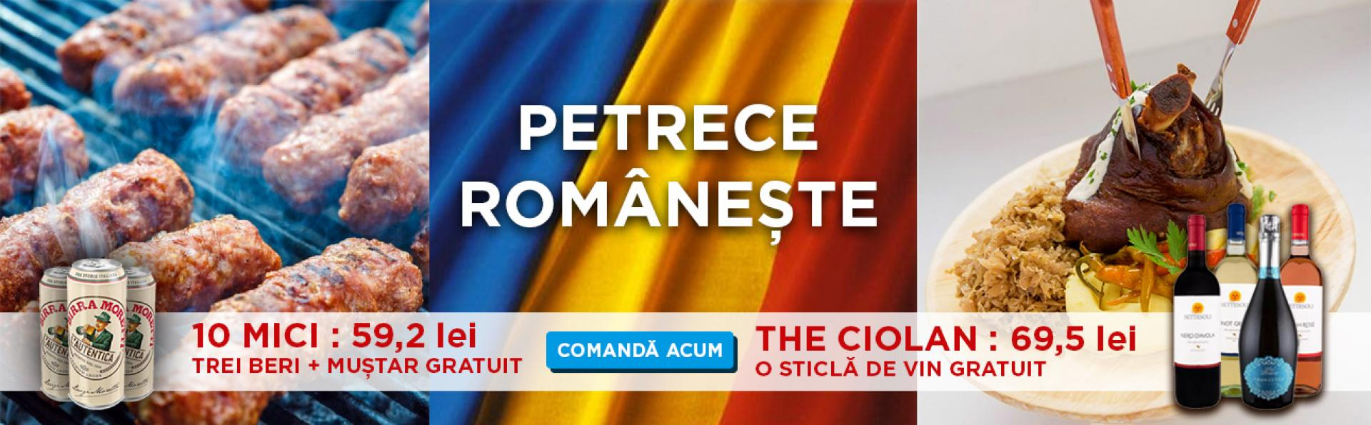 Pertecem româneste